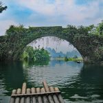 Yulong Bridge in Yangshuo