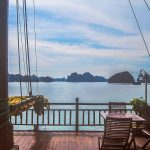 Landscape of Ha Long Bay