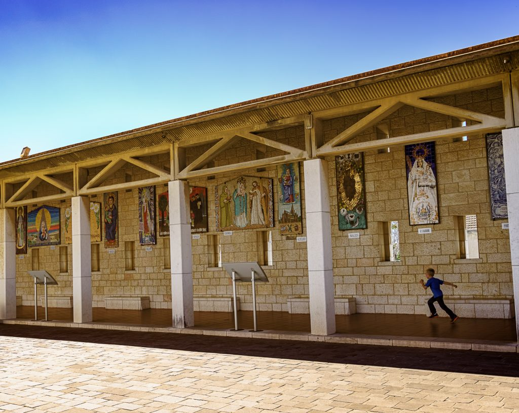 Basilica of the Annunciation Gallery