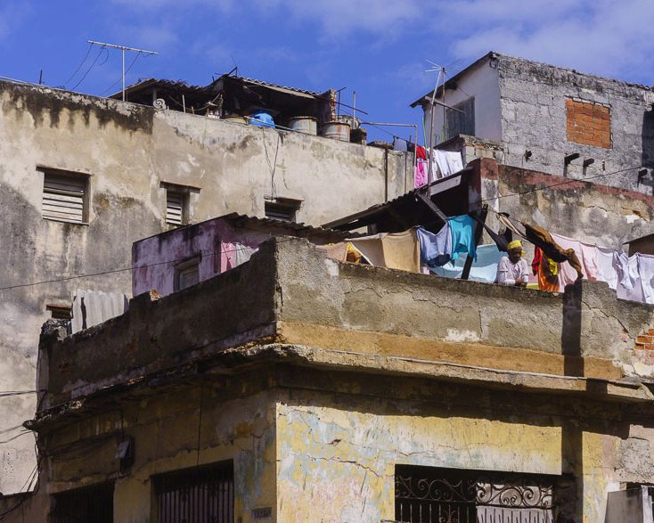 IntentionallyLost.com Cubas Doorstep Life