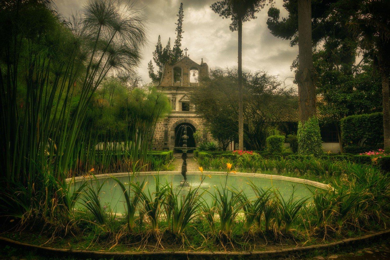 Haunted Hosteria La Cienega, IntentionallyLost.com