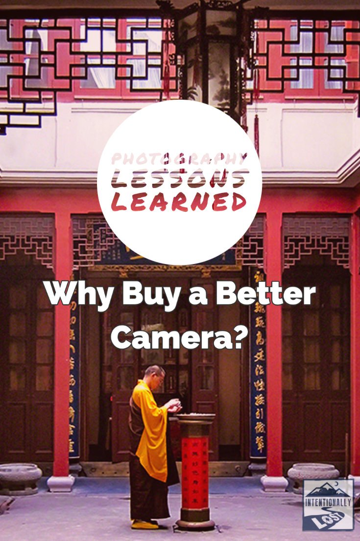 Why Buy a Better Camera?