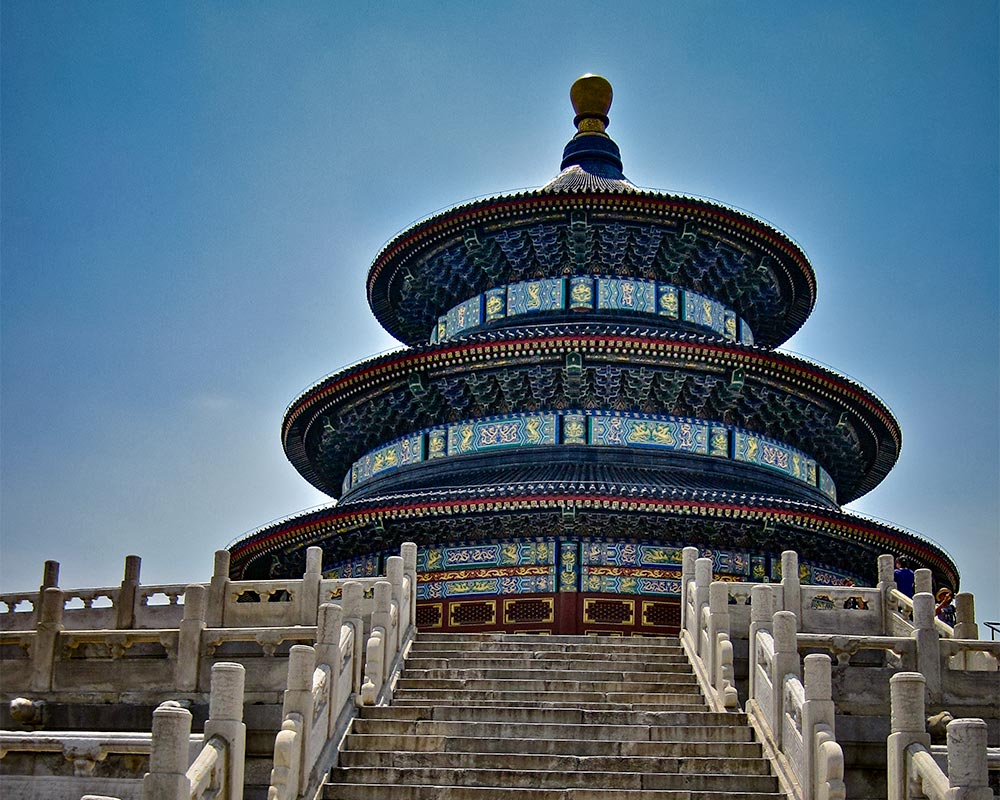 IntentionallyLost.com Temple of Heaven