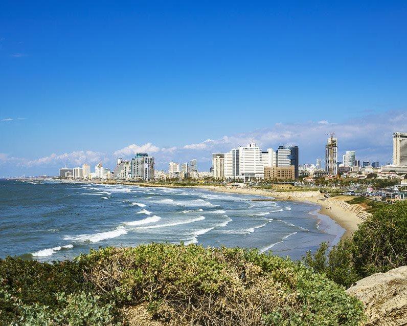 IntentionallyLost.com Surfing Jaffa Beach