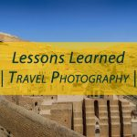 Location Planning – Mar Saba Monastery