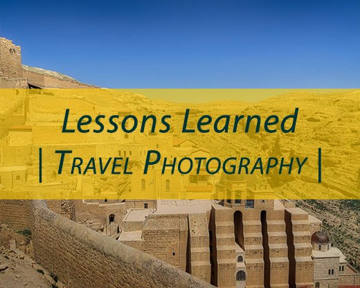 IntentionallyLost.com Travel Lessons Learned