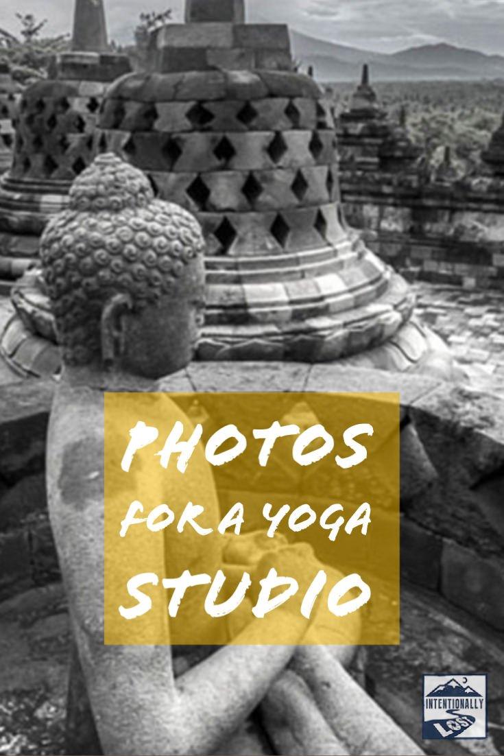 Photos for a Yoga Studio?