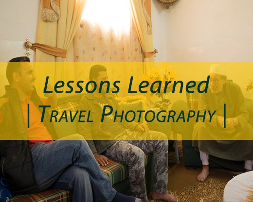 IntentionallyLost.com Local Friends as Travel Helpers