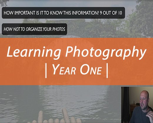How NOT To Organize Your Photos