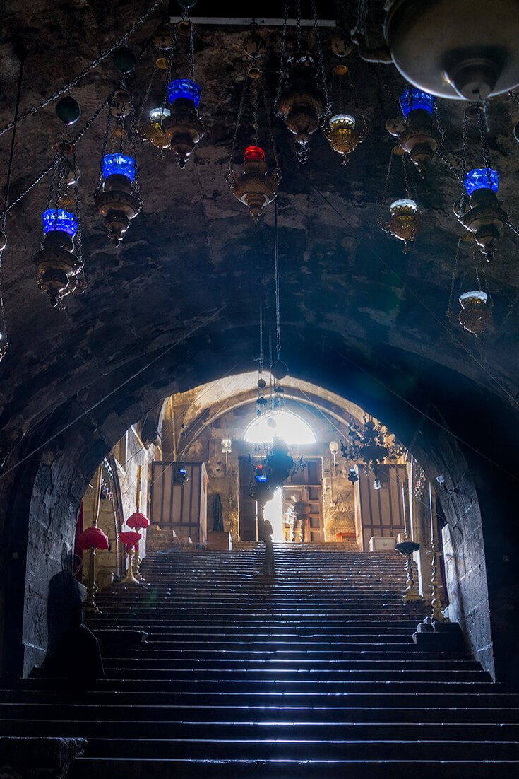Mary\'s Tomb in Jerusalem