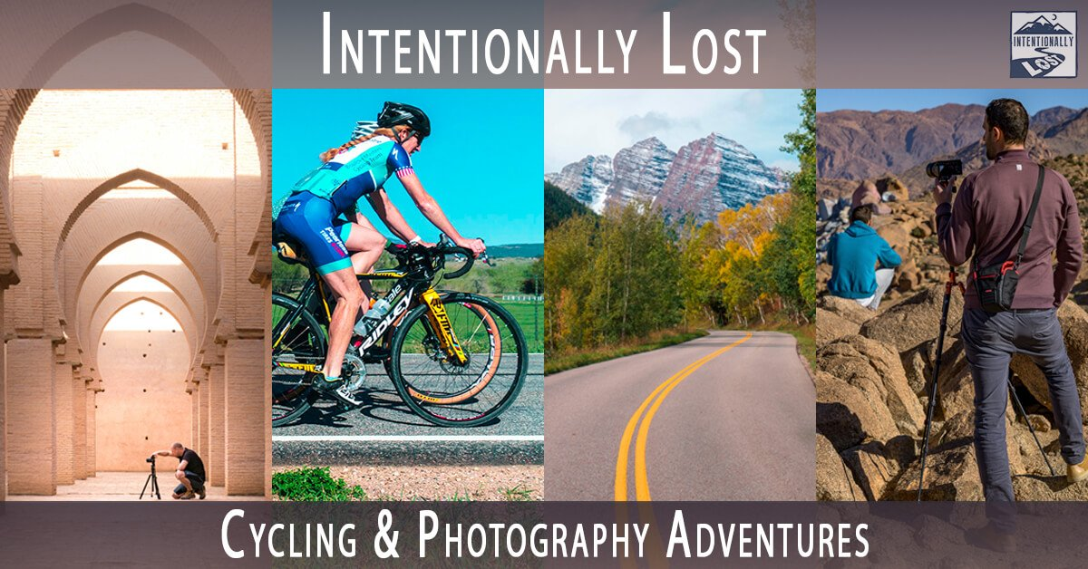 Intentionally Lost Bike Photography Tours