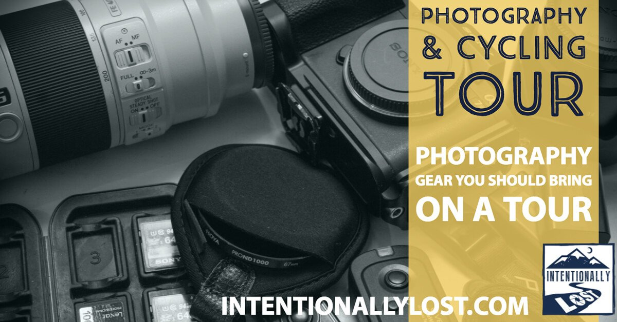 Photography Gear Packing List for Travel Photography Tours