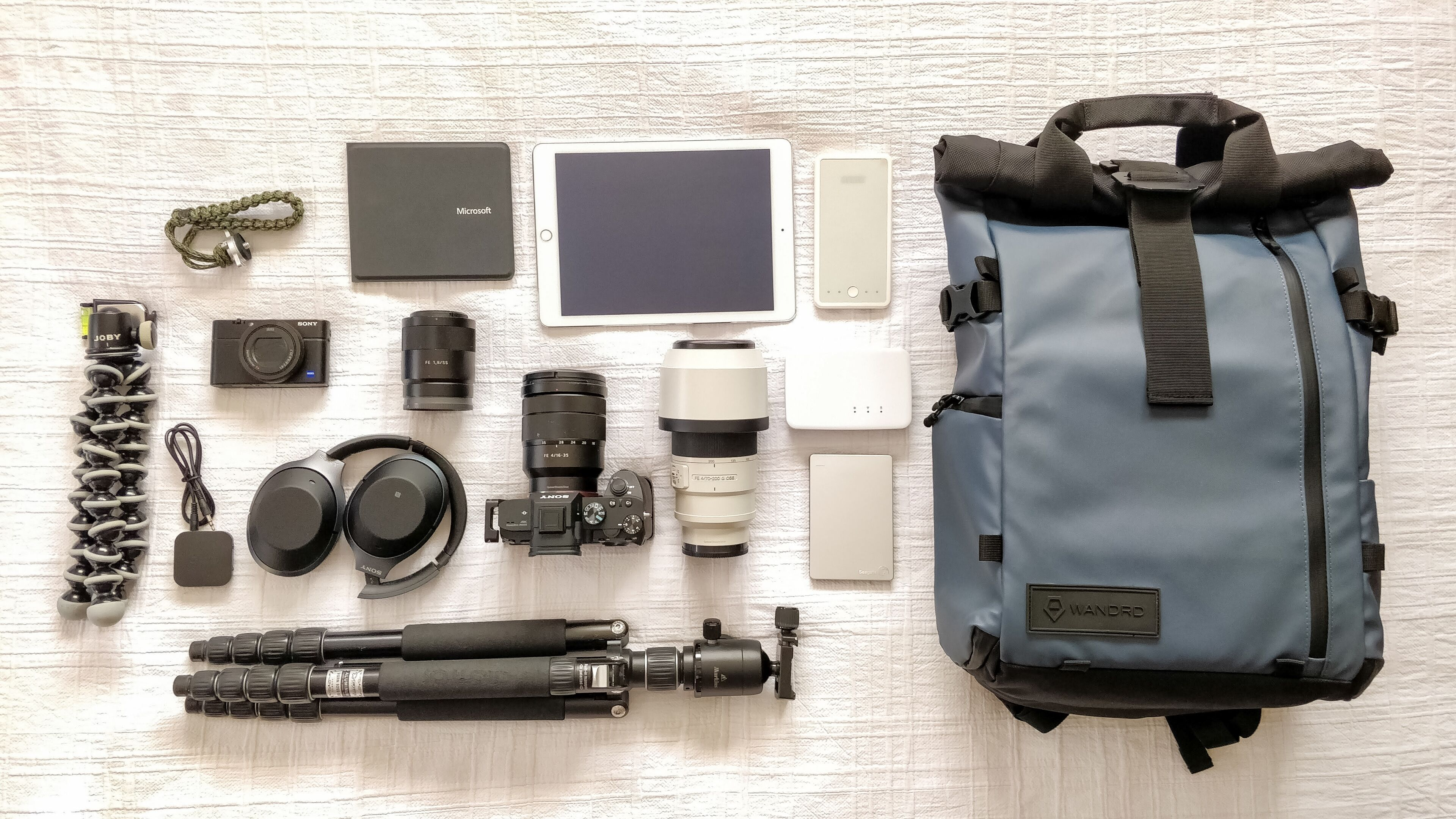 Photography Essentials for a Short Trip