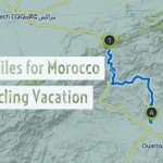 Morocco Cycling Vacation Ride Profiles