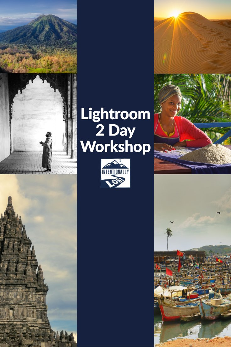 Lightroom Two Day Workshop Course Content