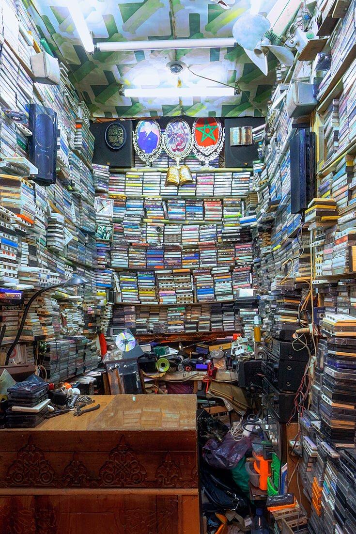 Old World Cassette Shop