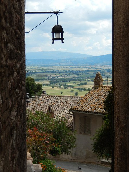 San Quirico Italy on a Cycling and Photography Tour with Kevin Wenning and Intentionally Lost