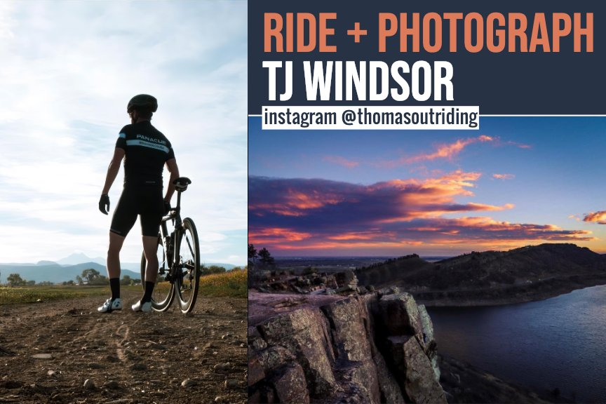 Ride and Photograph Interview with TJ Windsor
