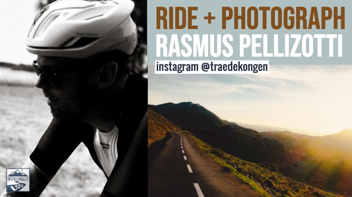 Ride and Photograph Interview with Rasmus Pellizotti for Intentionally Lost