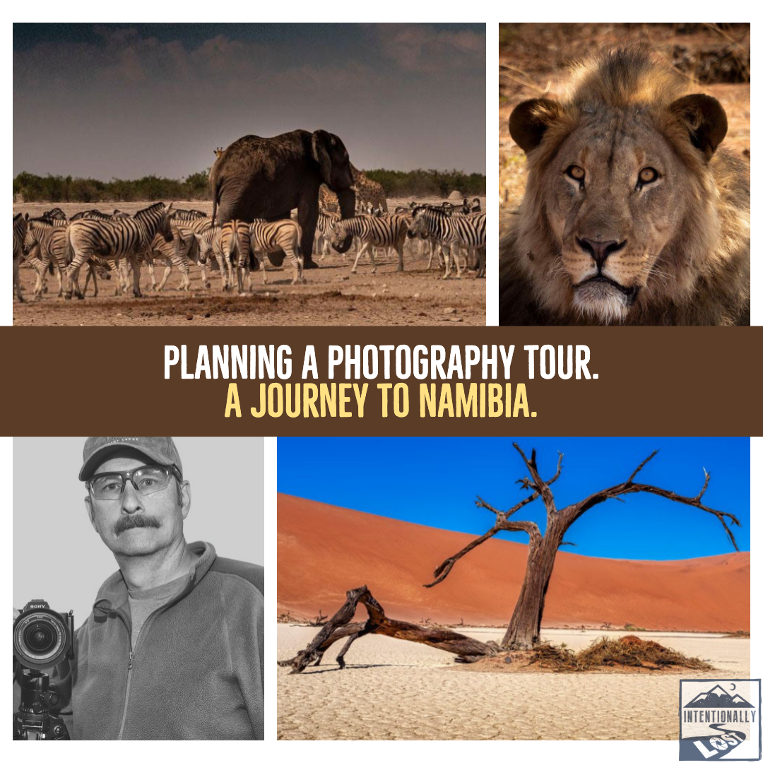 African Safari Photography Tour