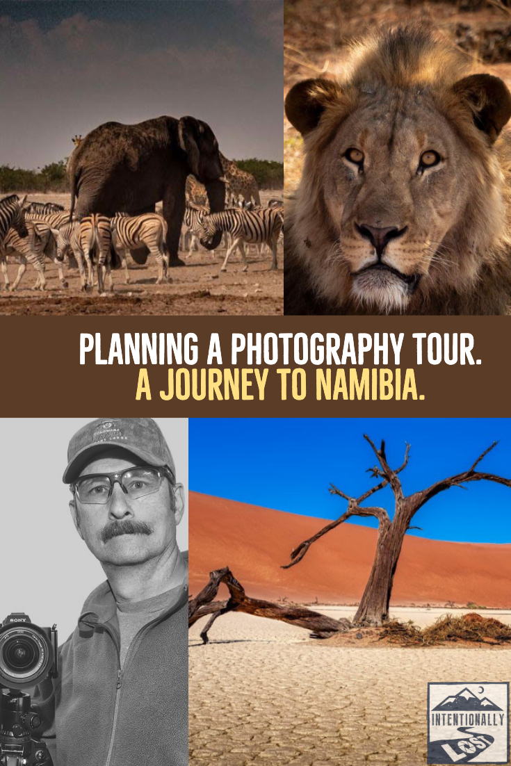 A conversation with my award winning photographer Bob Wild about scouting a photography workshop in Namibia plus tips for planning your own photography travels.
