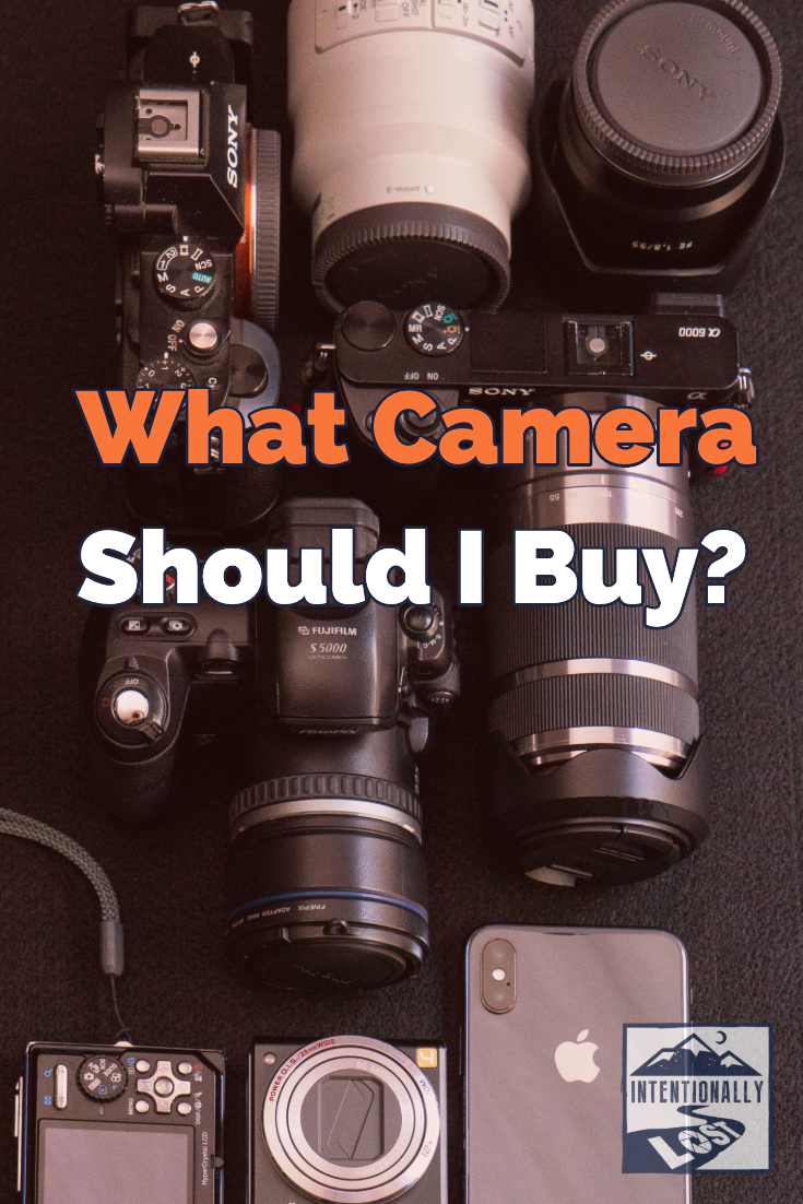 What camera should you buy - a growth progression from hobbyist to pro photographer. Match your camera and photo gear to your growth as a photographer.