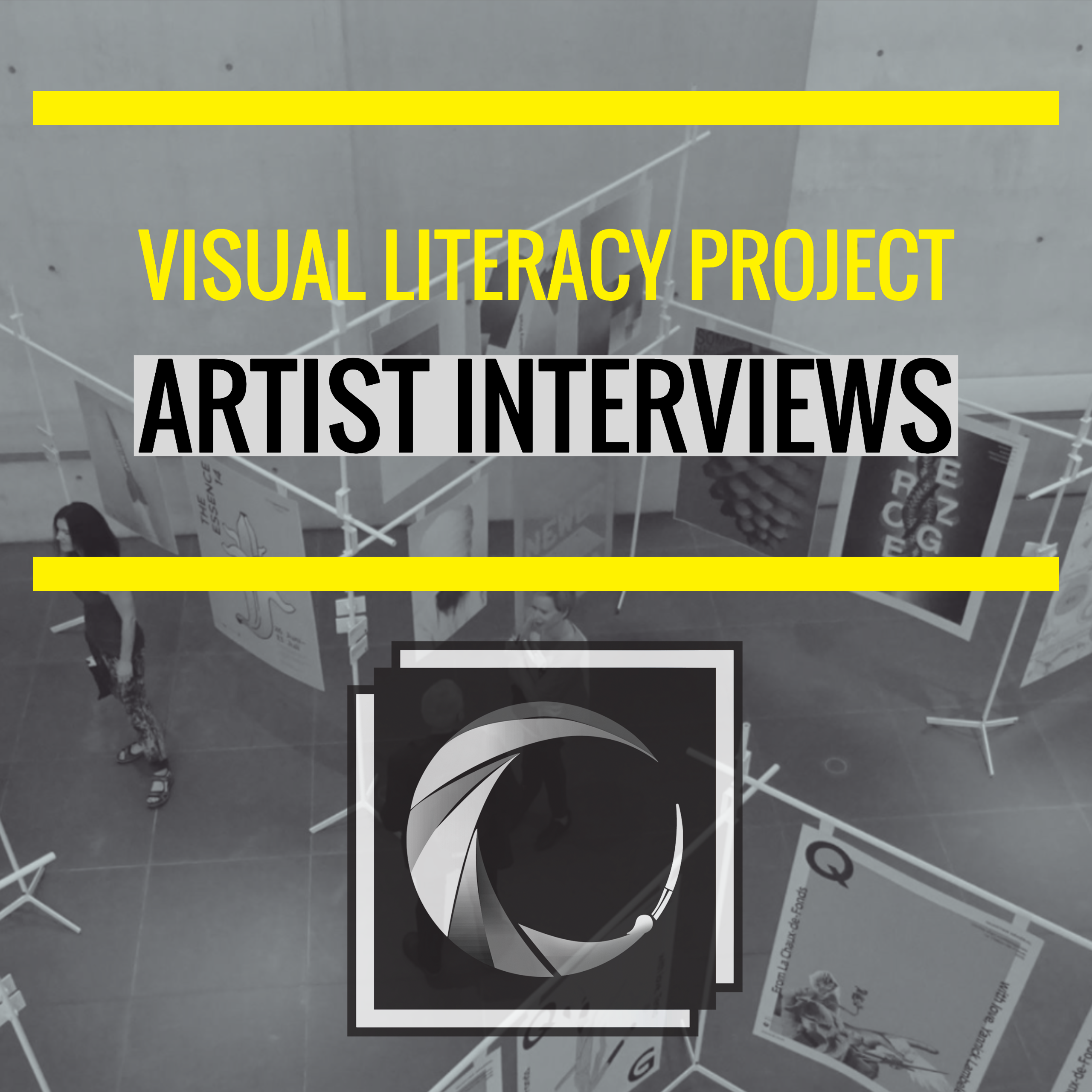Visual Literacy Project artist interviews