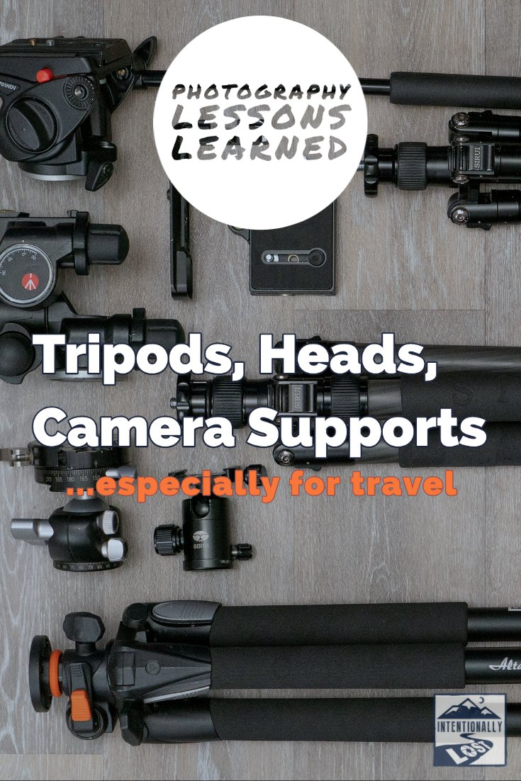 A twenty minute video introduction to Tripods and Heads I use for travel photography and 90% of all professional photography with mirrorless or DLSR.
