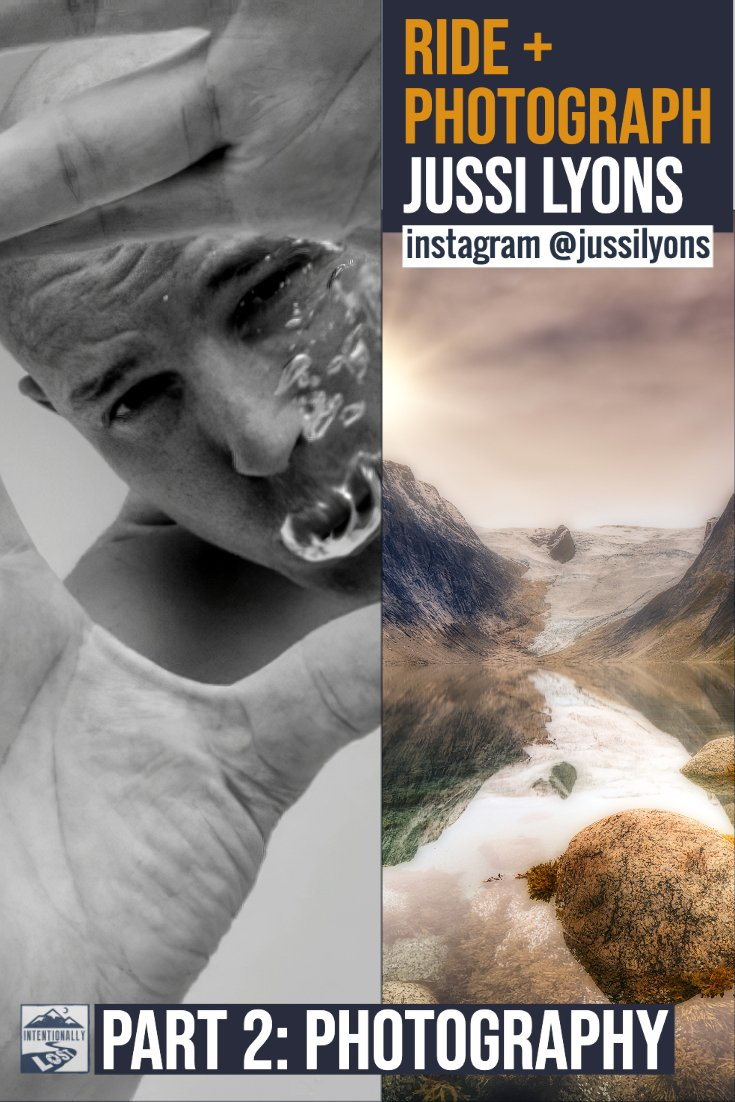 Ride and Photograph Interview With Jussi Lyons - Photography Talk