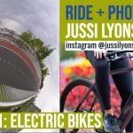 Ride and Photograph Interview with Jussi Lyons - Electric Bikes